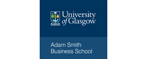 University of Glasgow - Adam Smith Business School Logo