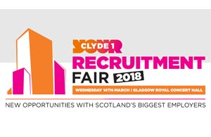 Clyde 1 Recruitment Fair 2018 Logo