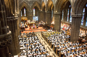 Glasgow Cathedral GCOC Grad