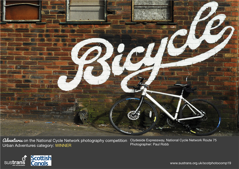 Photography exhibition celebrating the National Cycle